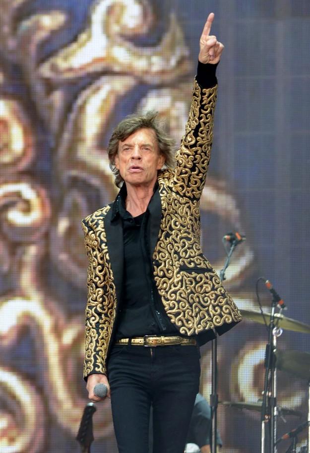 Mick Jagger - Rolling Stones - Chaqueta de L'Wren Scott