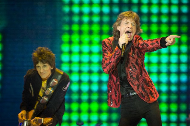 Mick Jagger - Rolling Stones
