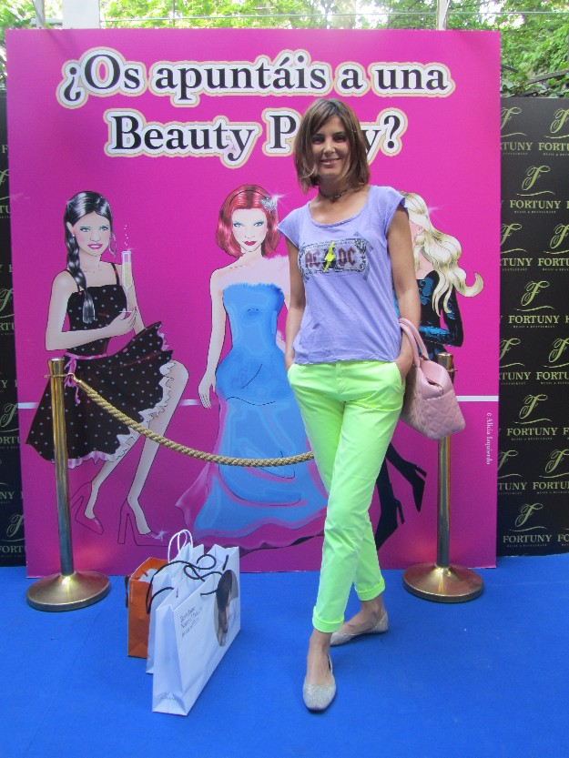 Mar Fortuny Beauty Party