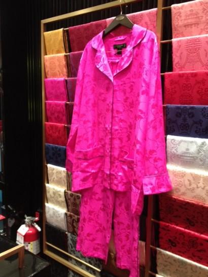 Pijama de Shanghai Tang