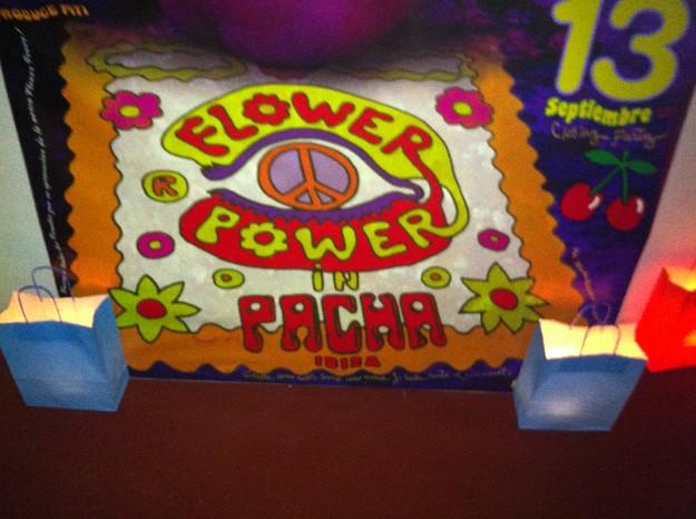 Fiesta Flower Power en Pacha