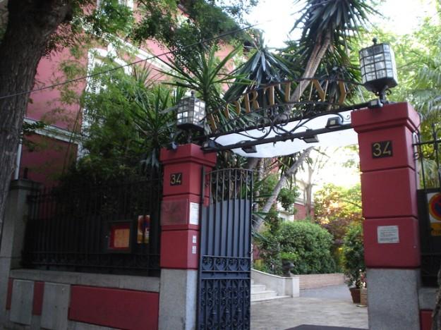 Palacete de Fortuny (Vía marflores.com)