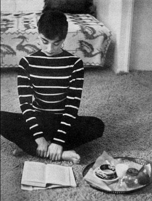 Audrey Hepburn (Vía / Cinema Style)