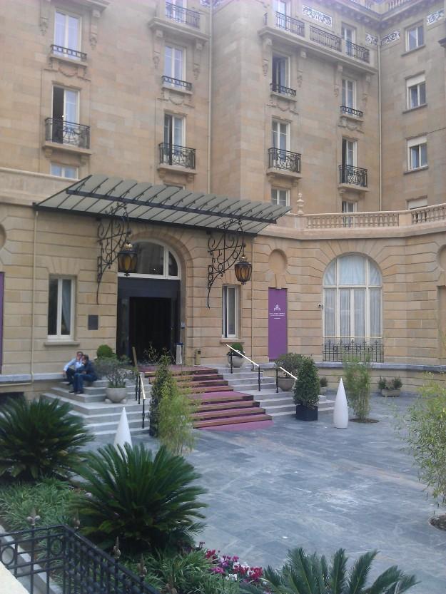 Hotel María Cristina de San Sebastián