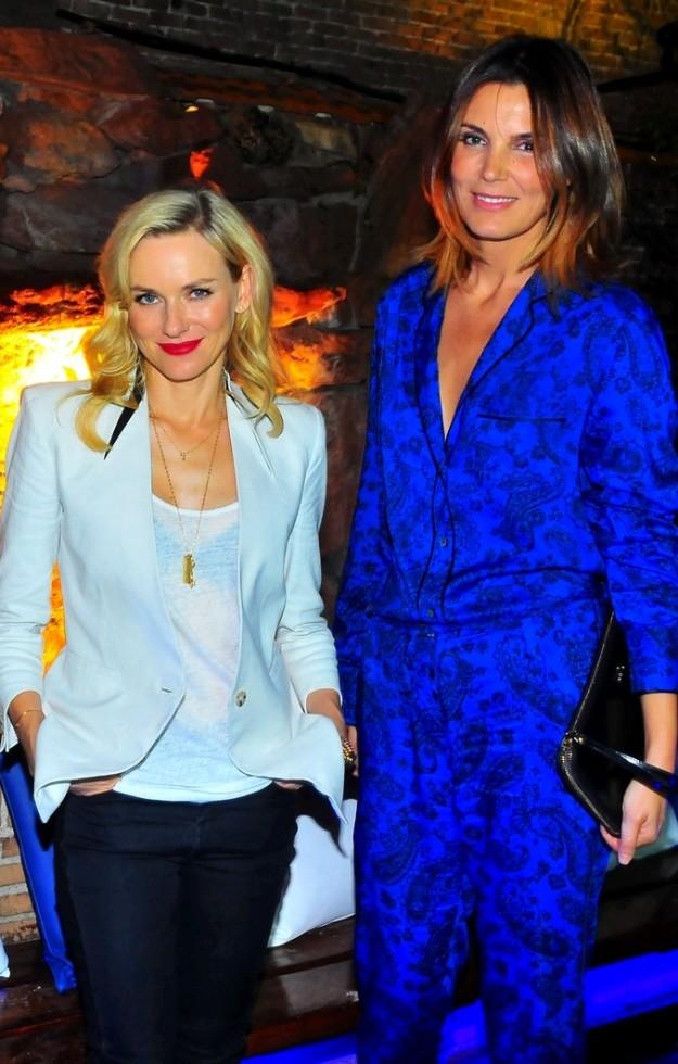 Foto con Naomi Watts