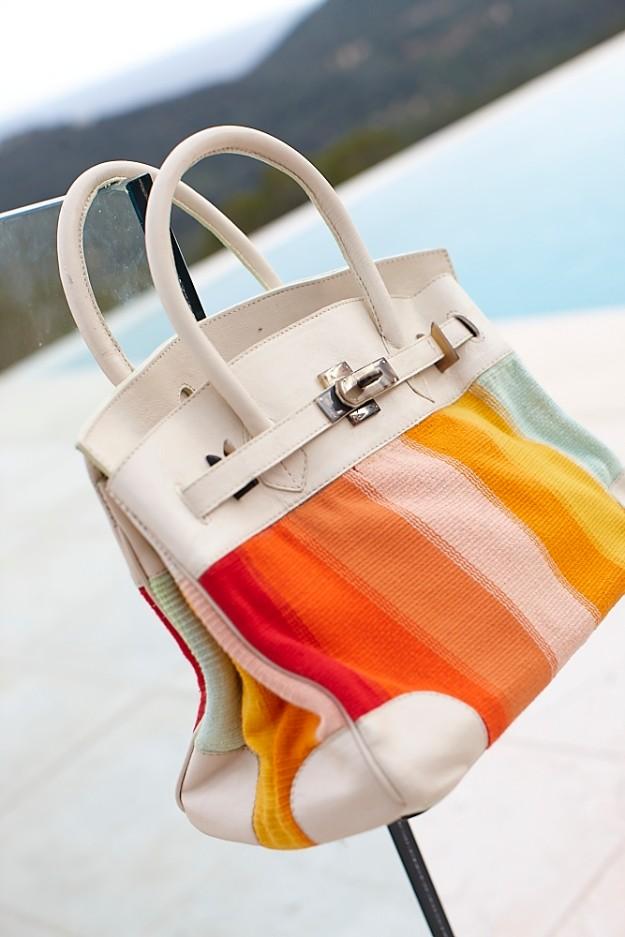 Bolso Mar - Mar Flores para Fashion for development