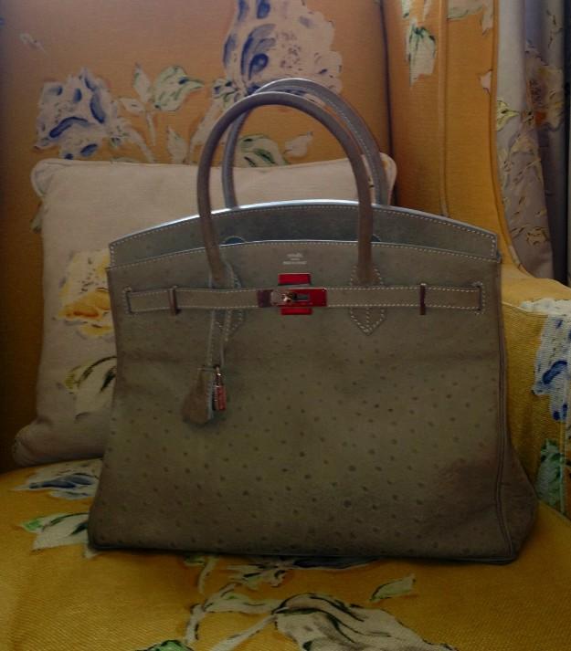 Bolso Hermès Vintage