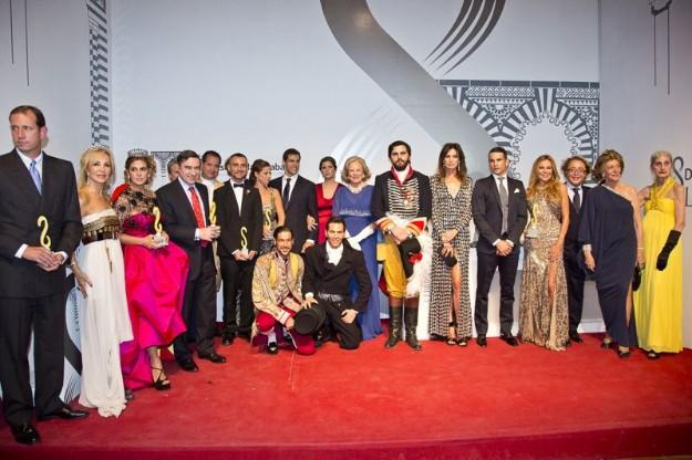 Premiados de la Gala