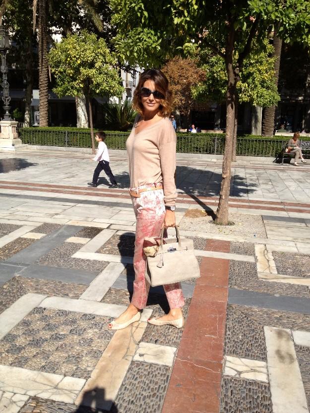 Look para mi ruta por Sevilla
