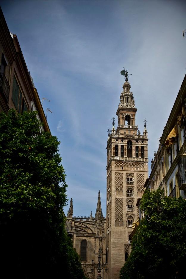 Giralda de Sevilla (Vía  Pepe Márquez)