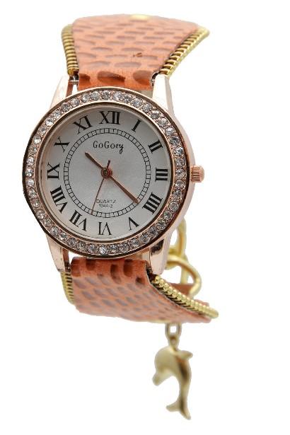 Reloj maxi pulsera de serpiente de Bilokka (Vía| elarmariodelatele)
