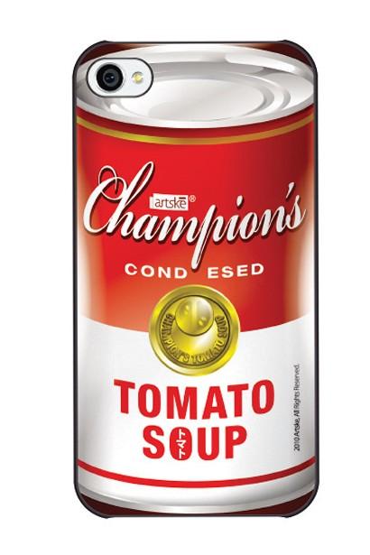 Carcasa Tomate Soup para iPhone súper divertida (Vía| elarmariodelatele)