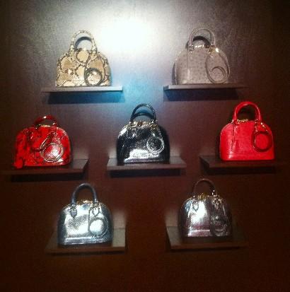 Bolsos Louis Vuitton Colección Crucero 2013