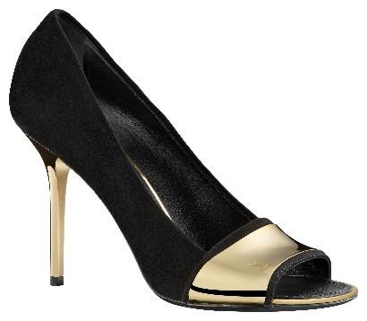 Zapatos peeptoes