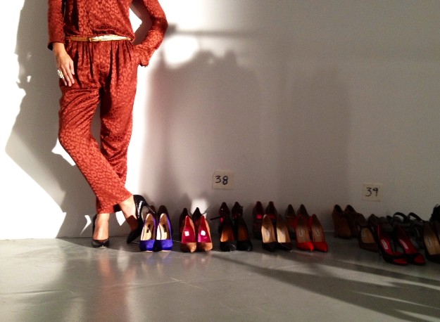 Decisión difícil la mía a la hora de elegir zapatos