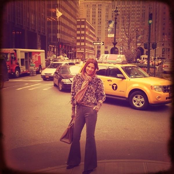 Mi look neoyorkino