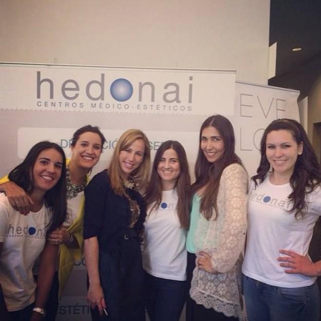 Las chicas de Hedonai