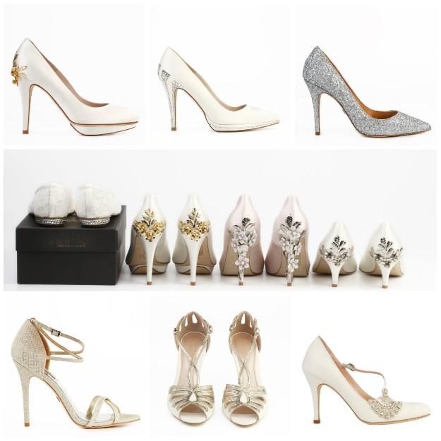 planes de boda - las zapatos perfectos para el gran día
