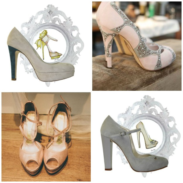Zapatos: Magrit Couture