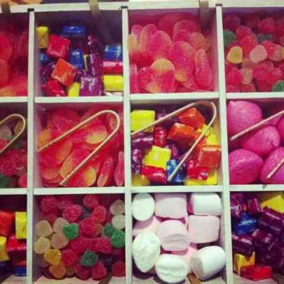 Candy Bar de La Mojigata