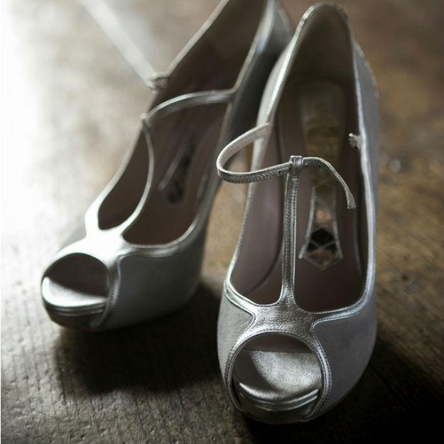 planes de boda - los zapatos y complementos para el gran día