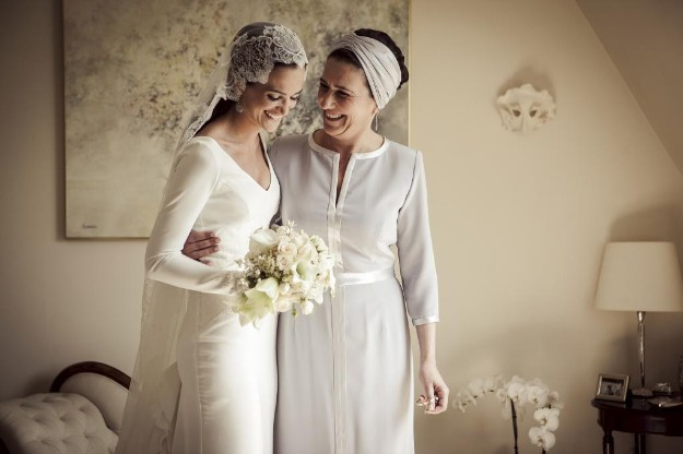 Vestidos para madrinas de boda vintage