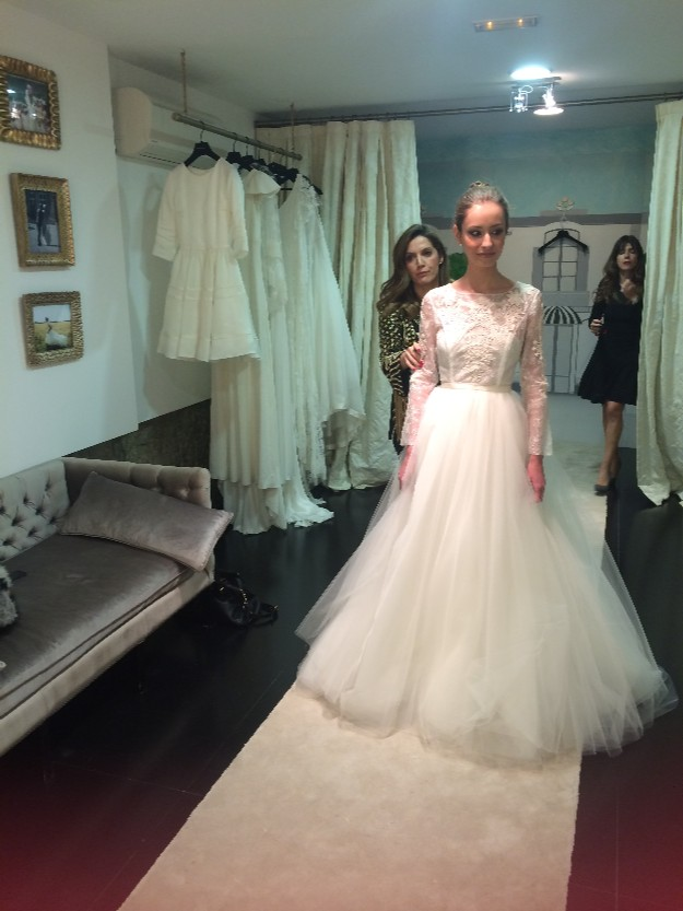 Mi vestido de novia en mexico