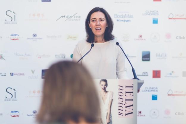 Olga Ruiz, Directora de TELVA. Foto: Elena Bau