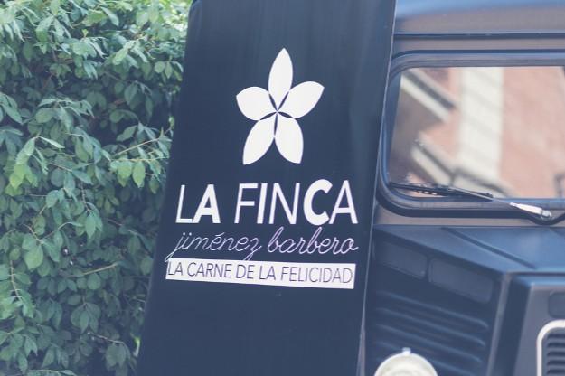 La Finca Food Truck. Foto: Elena Bau