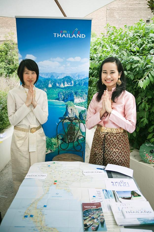 Stand de Turismo de Tailandia