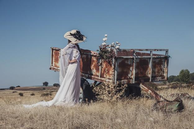 Foto: Le Mariage Creatif. Ramo: El taller de Lucía