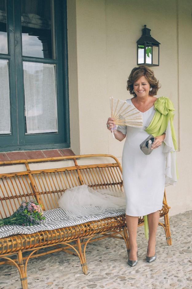 Vestidos de madrina y madre de la novia