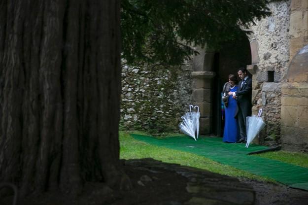 Foto: Mercedes Blanco. Vestido de Valtueña