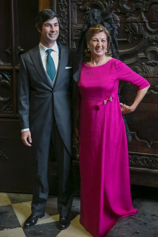 Vestidos de madrina de boda en madrid