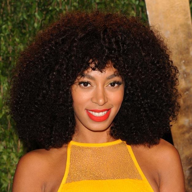 Solange Knowles ha vuelto a poner de moda el pelo afro 0e1b93321b9f