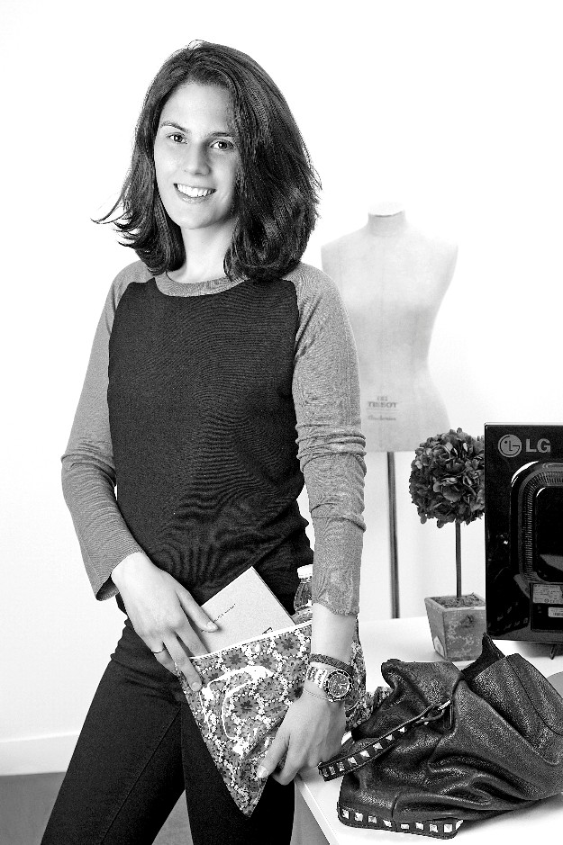 Gaby Naeve, estilista de TELVA