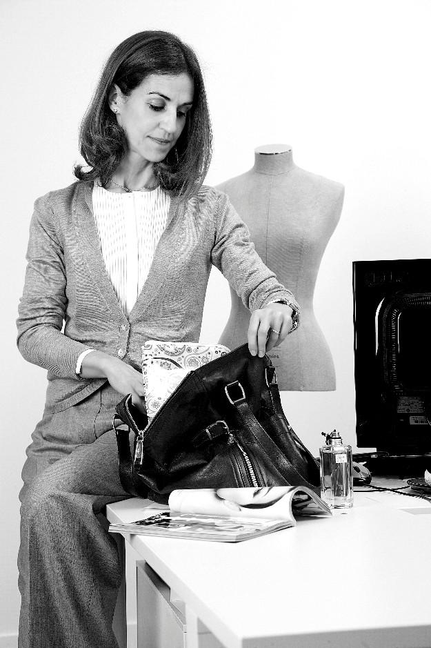 Lucía Francesch, subdirectora de TELVA