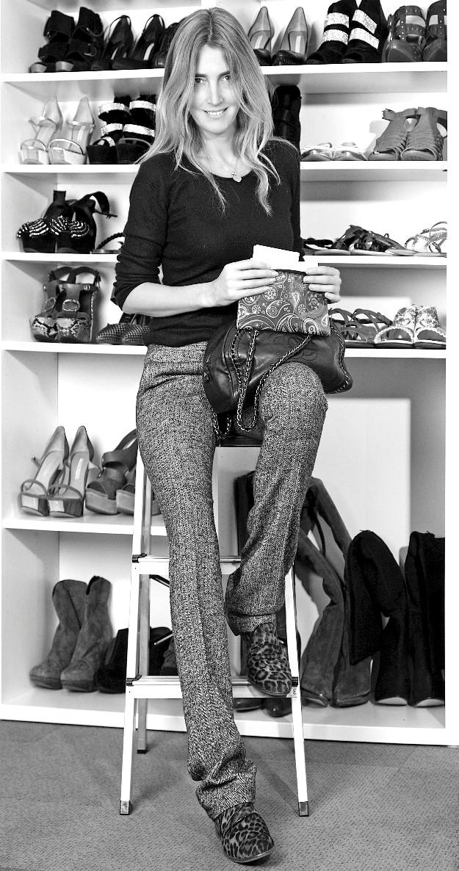 Julia Martínez, jefa de estilistas de TELVA y blogger de TELVA.com