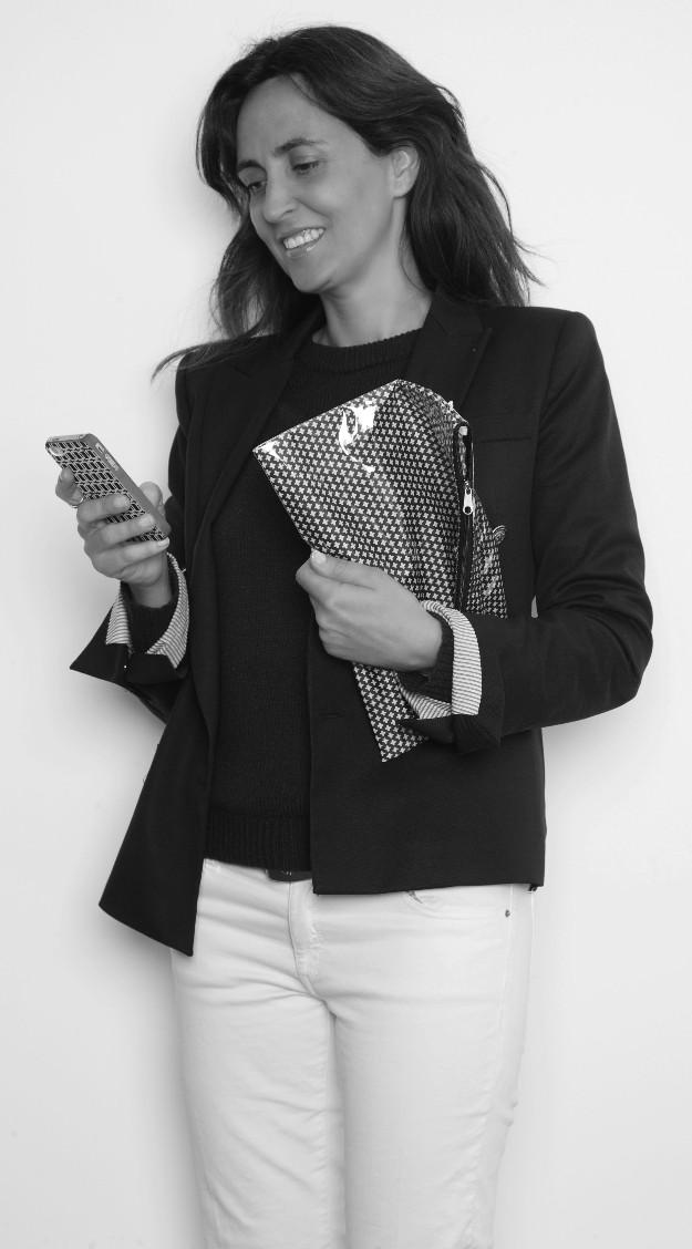Carla Aguilar, estilista de TELVA.