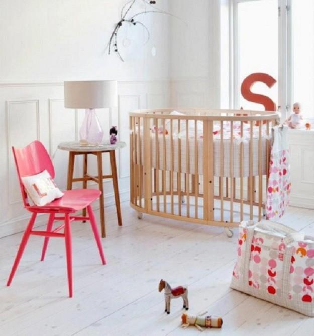 habitaciones infantiles color flúor