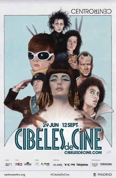 CIBELES DE CINE