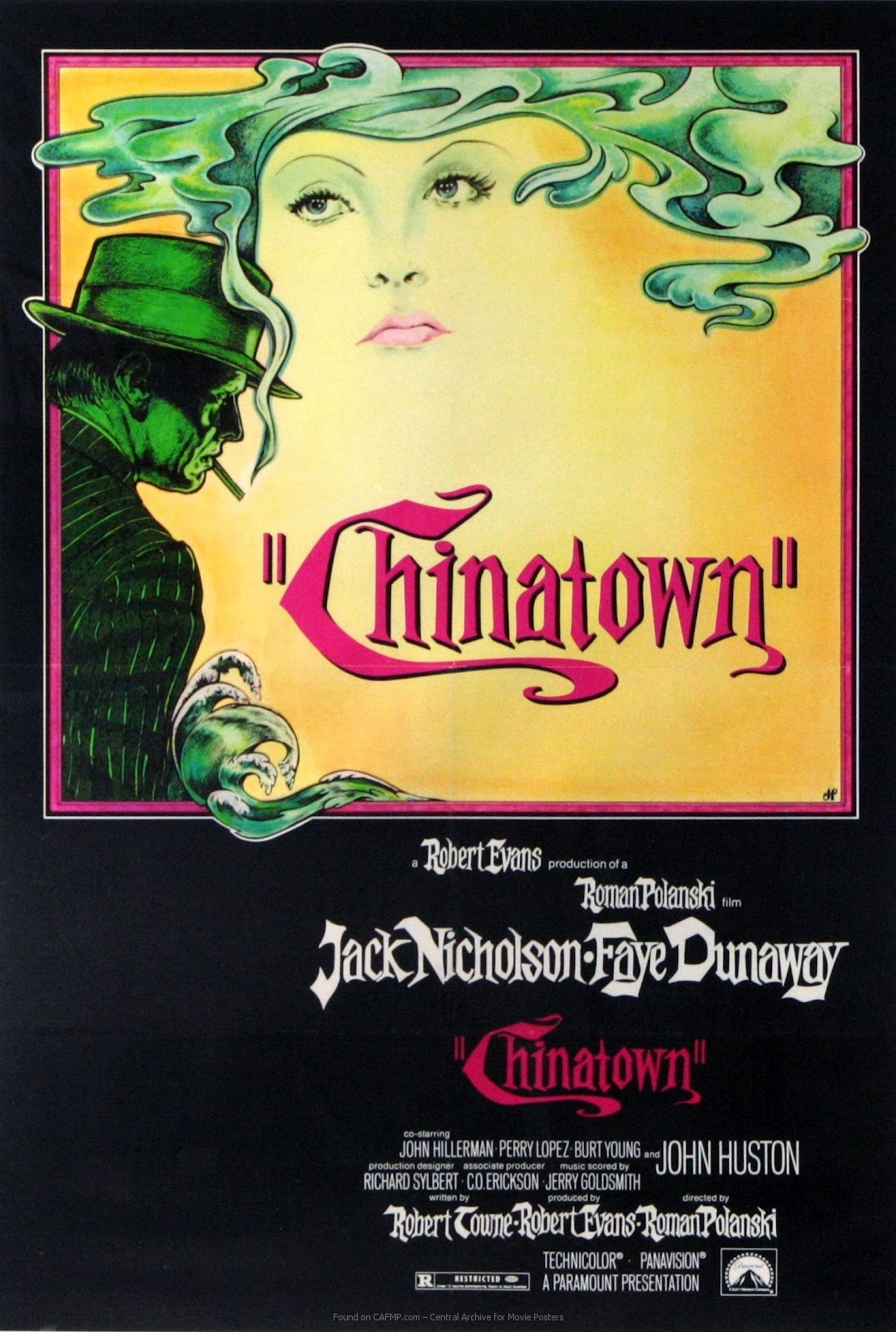 Cibeles de cine - Chinatown