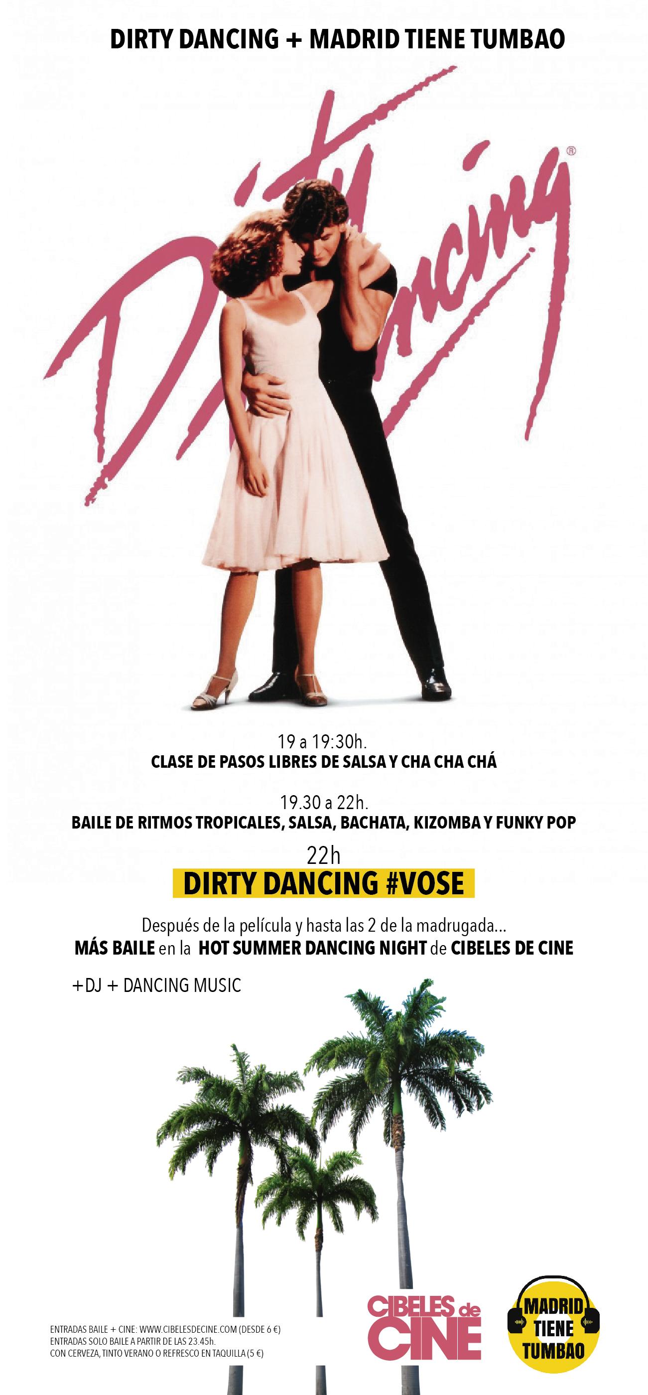 Cibeles de cine - Dirty Dancing