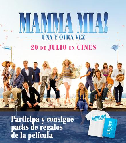¡Vuelve Mamma Mia!