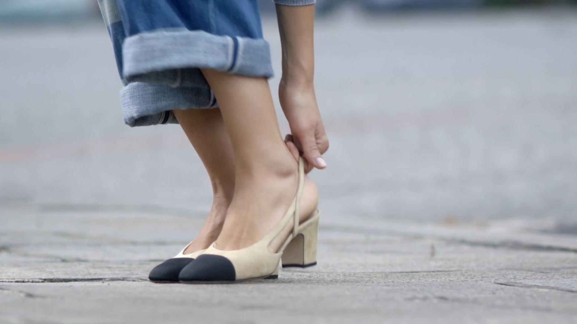 bbb5e1475 4 vídeos para enamorarte del zapato granny (de Chanel) | TELVA