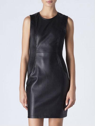 Suiteblanco By shopping Telva Online vestido Polipiel FlTKJ1c3