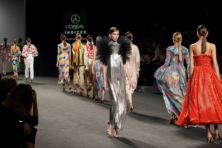 ¡Vive Mercedes-Benz Fashion Week Madrid desde dentro!
