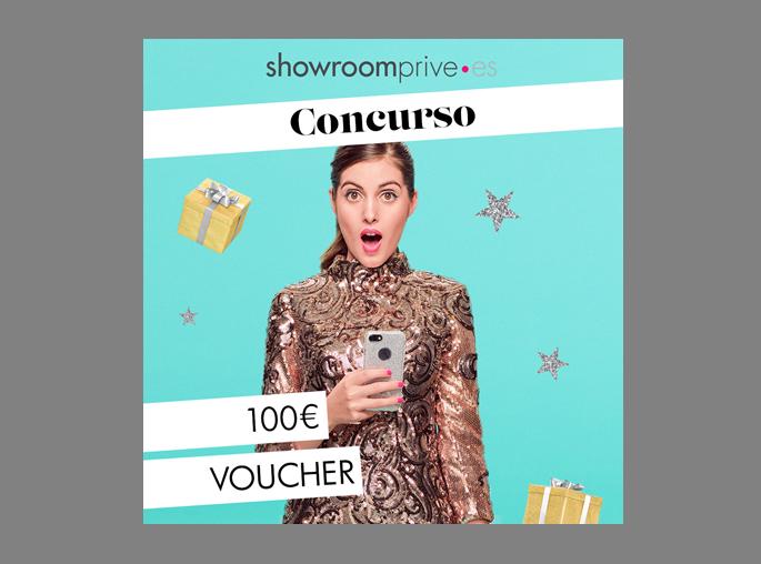 Showroomprive y TELVA te traen un voucher valorado en 100 euros