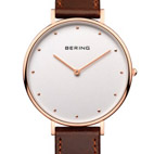 Consigue este elegante reloj de la firma BERING