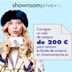 ¡Prepara tu armario para el invierno con Showroomprive.es!